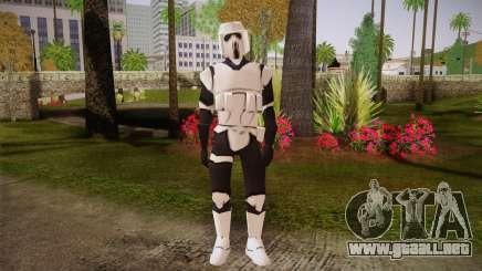Scout trooper II para GTA San Andreas