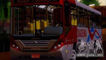 Comil Svelto 2008 Volksbus 17-2 Benfica Diadema para GTA San Andreas