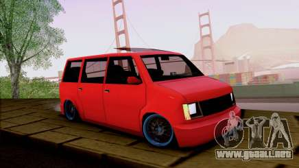 Moonbeam Stance para GTA San Andreas