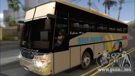Sada Bahar Coach para GTA San Andreas