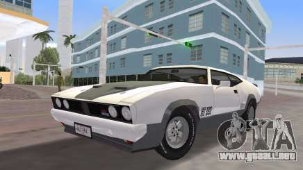 Ford XB GT Falcon Hardtop 1973 para GTA Vice City