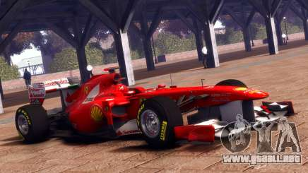 Ferrari 150 Italia para GTA 4