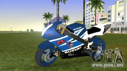 Suzuki GSX-R 1000 para GTA Vice City