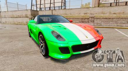 Ferrari 599 GTO PJ4 para GTA 4
