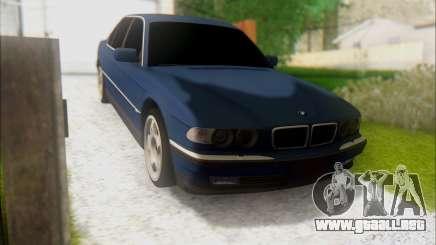 BMW 7 E38 para GTA San Andreas