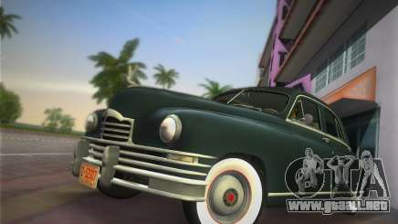 Packard Standard Eight Touring Sedan 1948 para GTA Vice City