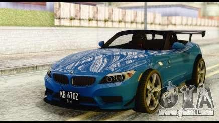 BMW Z4 sDrive28i 2012 para GTA San Andreas