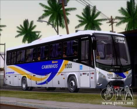 Marcopolo Ideale 770 - Volksbus 17-230 EOD para GTA San Andreas left