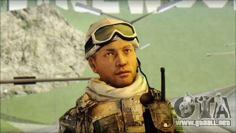 MP from PLA v1 para GTA San Andreas tercera pantalla