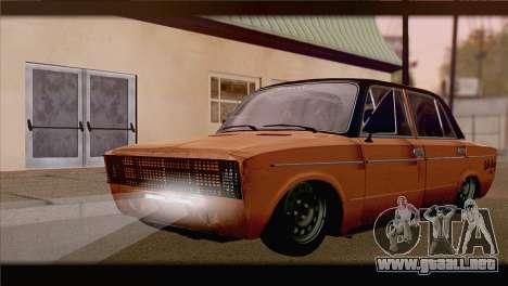 ESTOS 2106 Hobo para GTA San Andreas