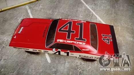 Dodge Challenger 1971 v2.2 PJ7 para GTA 4 visión correcta