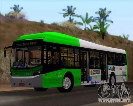 Caio Induscar Millennium BRT Viacao Gato Preto para GTA San Andreas left