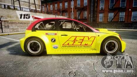 Zenden Cup AEM para GTA 4 left