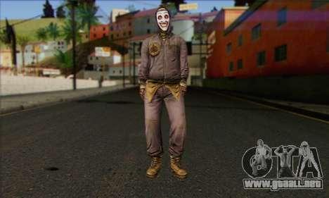 Gangster Joker (Injusticia) para GTA San Andreas