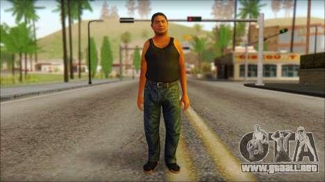 GTA 5 Ped 1 para GTA San Andreas