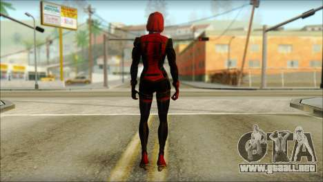 Mass Effect Anna Skin v3 para GTA San Andreas segunda pantalla