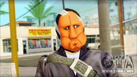 Rob v3 para GTA San Andreas tercera pantalla