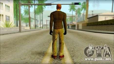 New Dexter para GTA San Andreas segunda pantalla