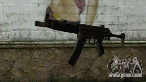 TheCrazyGamer MP5 para GTA San Andreas