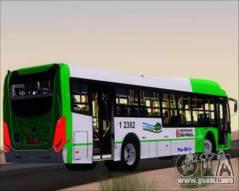 Caio Induscar Millennium BRT Viacao Gato Preto para la visión correcta GTA San Andreas