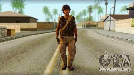 Adam (Estoy Vivo) para GTA San Andreas