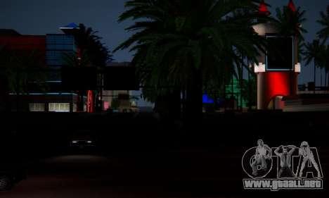 ENB Series by phpa v5 para GTA San Andreas twelth pantalla