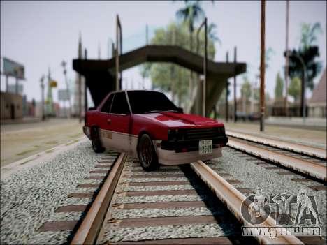Nissan Skyline GT-R R30 para GTA San Andreas