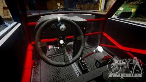 Mini Miglia [Updated] para GTA 4 vista interior