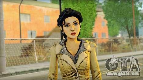 Blanco Nieve (Lobo Entre Nosotros) para GTA San Andreas tercera pantalla