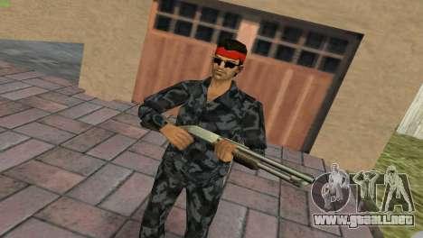 Camo Skin 12 para GTA Vice City sucesivamente de pantalla