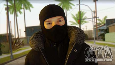 Vandal Euromaidan Style para GTA San Andreas tercera pantalla