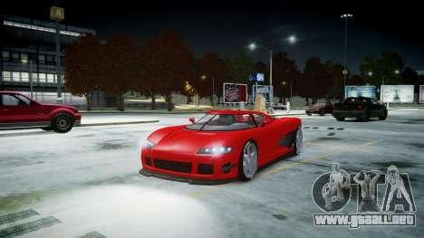 Entity XF para GTA 4 visión correcta