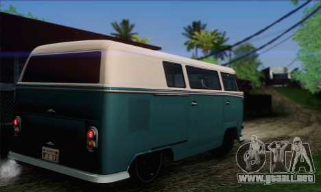 GTA V Surfer para GTA San Andreas left