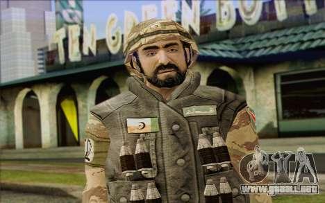 Soldados de MEK (Battlefield 2) de la Piel 6 para GTA San Andreas tercera pantalla