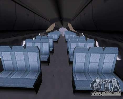 Boeing 747-830 Lufthansa - Fanhansa para el motor de GTA San Andreas