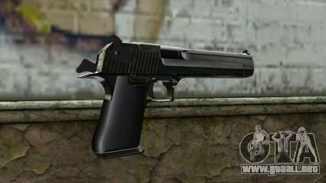Graffiti Desert Eagle para GTA San Andreas segunda pantalla