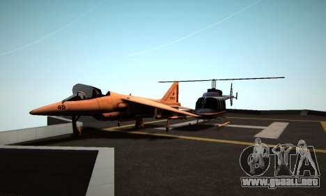 ENB Series by phpa v5 para GTA San Andreas