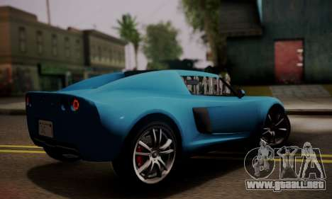 Coil Voltic from GTA 5 para GTA San Andreas left