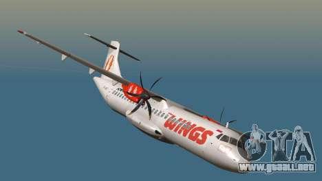 Indonesian Plane Wings Air para GTA San Andreas