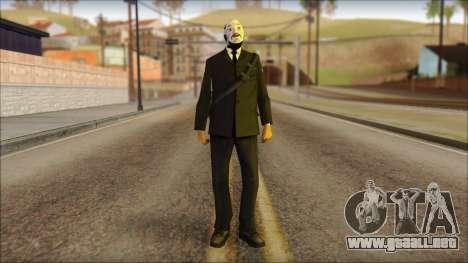 Rob v1 para GTA San Andreas