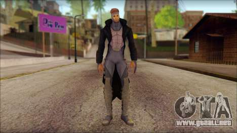 Gambit Deadpool The Game Cable para GTA San Andreas