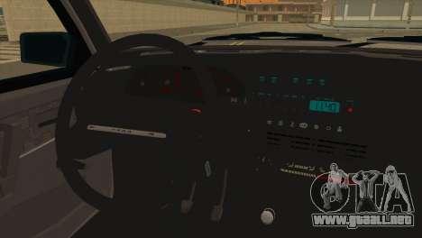 VAZ 2113 Escorrentía para GTA San Andreas vista posterior izquierda