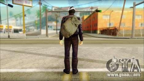 Rob v3 para GTA San Andreas segunda pantalla