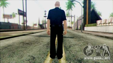 Lapd1 from Beta Version para GTA San Andreas segunda pantalla