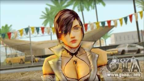 Reiko para GTA San Andreas tercera pantalla