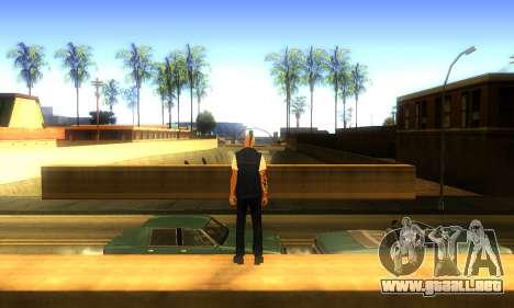 Punk v2 para GTA San Andreas tercera pantalla
