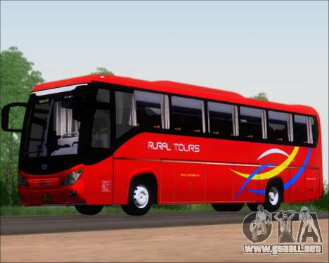Yanson Viking 4th Generation Rural Tours 10010 para GTA San Andreas