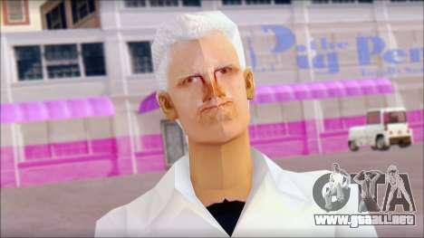 Doc with Radiation Protection Suit para GTA San Andreas tercera pantalla