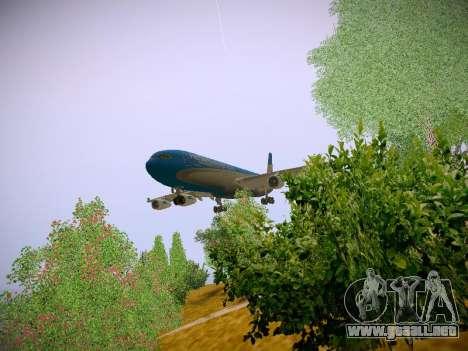 Airbus A340-300 De Aerolíneas Argentinas para GTA San Andreas left