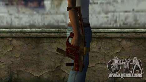 Kriss Super from PointBlank v1 para GTA San Andreas tercera pantalla